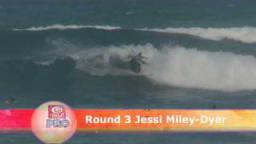 2010 Rip Curl Women's Pro Bells Beach Round 3 Highlights