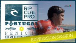 The Buondi Best Move Expression Session: Rip Curl Pro Portugal 2012