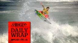 Rip Curl Pro Men's Day 2 - Daily Wrap