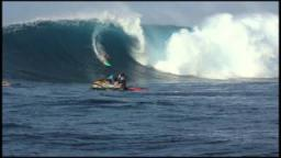 Keala Kennelly at Jaws 4