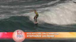 2010 Rip Curl Women's Pro Bells Beach Final