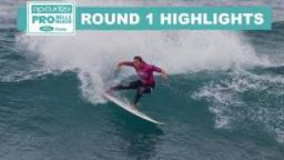 2011 Rip Curl Pro Bells Beach Womens Round 1 Highlights