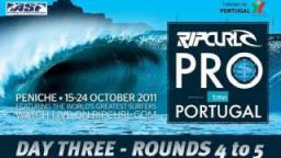 Day 3 Highlights - 2011 Rip Curl Pro Portugal Rounds 4 to 5