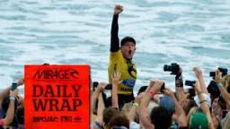 Rip Curl Pro Men's Day 4 - Daily Wrap