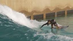An Oasis Of Surfing - Middle East Wavepark