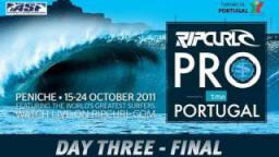 Day 3 Highlights - 2011 Rip Curl Pro Portugal Final