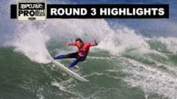Rip Curl Pro 2011 Mens R3 Highlights