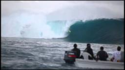 Dave Wassel At Cloudbreak Barrel