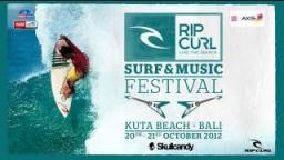 Rip Curl Asia - Surf and Music Festival 2012