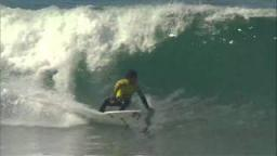 2010 Rip Curl Pro Portugal Round 4 Highlights