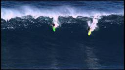 Porcella & Mathews At Jaws - Wipeout Of The Year Entry - Billabong XXL Big Wave Awards 2013