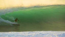 Desert Point Surfing Videos