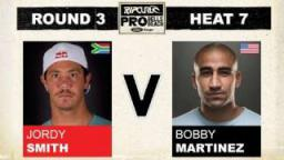 Rip Curl Pro 2011 R3, H7 - Jordy Smith vs Bobby Martinez