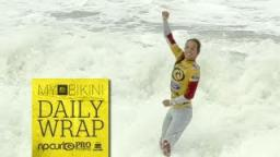 2012 Rip Curl Women's Pro surfing - Day 5 Wrap