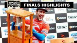 Rip Curl Pro 2011 Mens Finals Highlights
