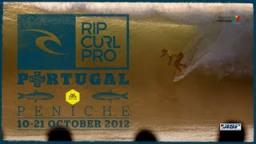 Five Waves That Mattered: Rip Curl Pro Portugal 2012