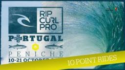 Ten-point rides: Rip Curl Pro Portugal 2012