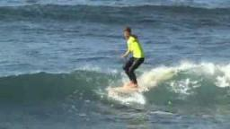 Dylan Macleod Vic Bay 2012 first heat