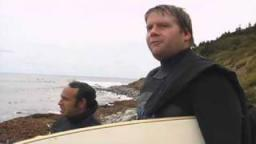 Canadian Winter surf with Shaun Majumder from SurfDonkey