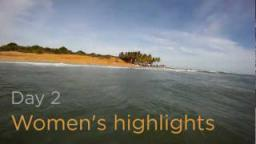Day 2 Highlights - 2011 Srilankan Airlines Pro