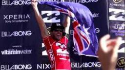 2012 ASP World Champion - Joel Parkinson