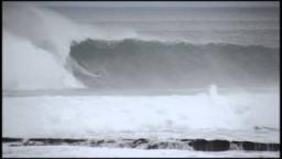 Peter Conroy At Mullaghmore Billabong XXL