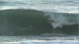 Tiago Pires shredding at Hossegor