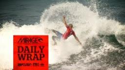 Rip Curl Pro Men's Day 1 - Daily Wrap
