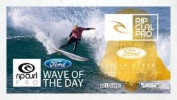 Day 4 Ford Wave Of The Day  - Rip Curl Women's Pro Bells Beach 2013