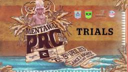 Trials Highlights - Mentawai Pro 2013