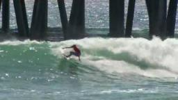 Junior Girls Final Heat - 2011 Nike US Open Of Surfing
