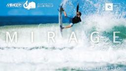 Rip Curl Mirage Aggrosection- Dillon Perillo