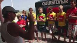 Quiksilver KOTG 2012 French Indies