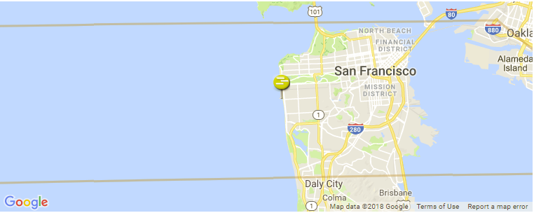 San Francisco Surf Guide Maps Locations And Information