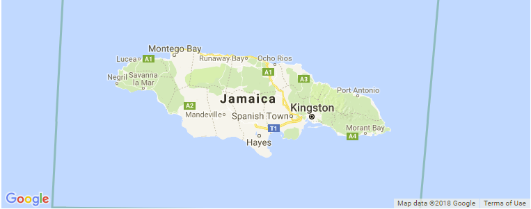 Jamaica Surf Guide Maps Locations And Information