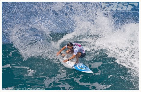 Seven-time ASP Womens World Champion Layne Beachley