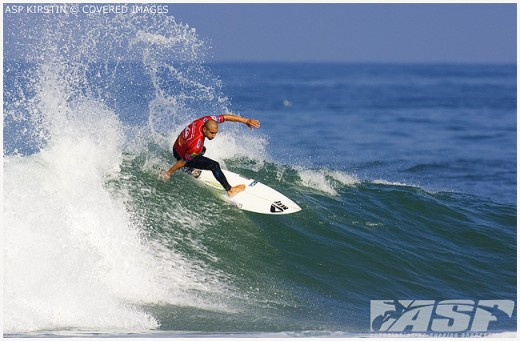 Bobby Martinez at the QS Pro France 2008