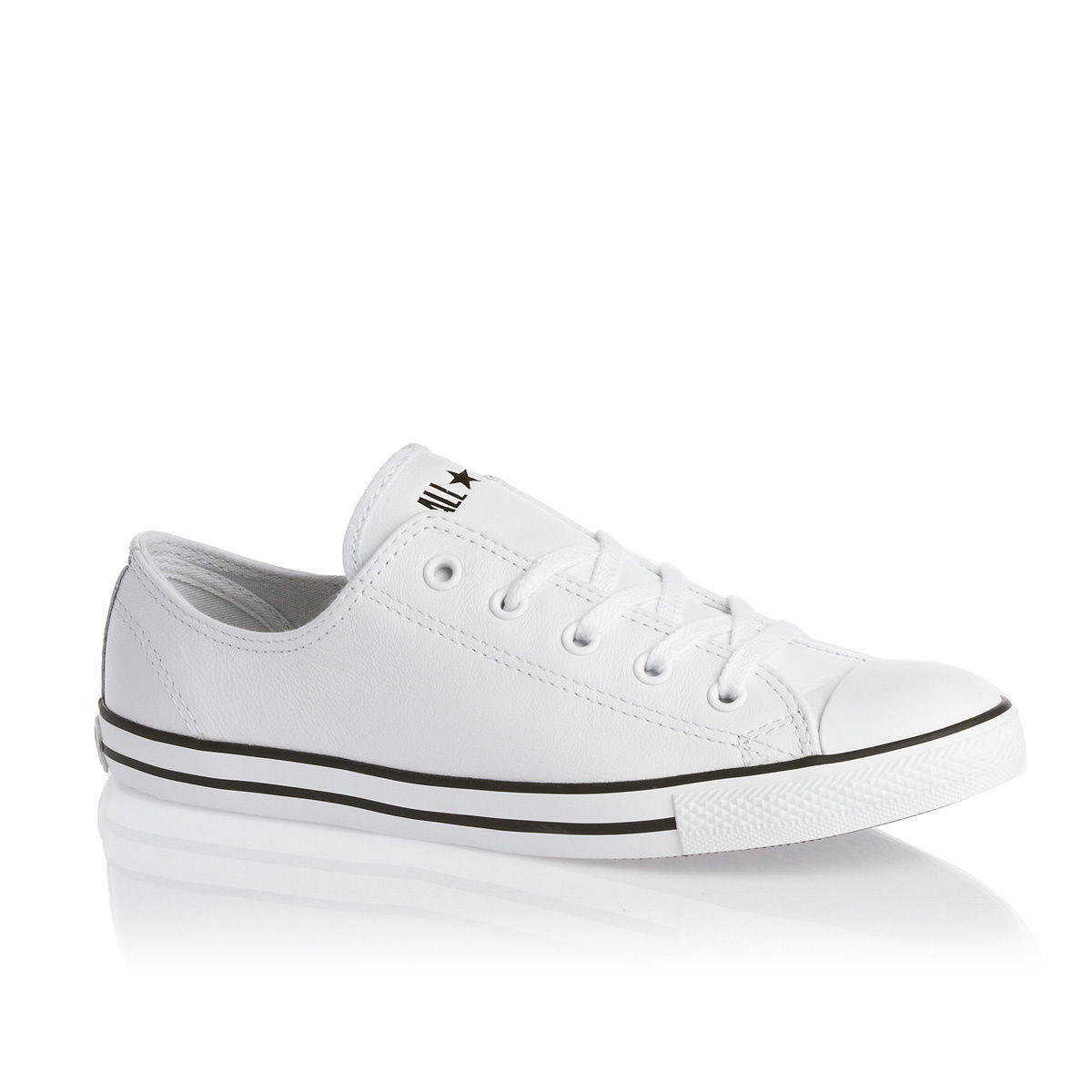 adf73fdb447 Converse Chuck Taylor All Star Dainty Ox Shoes - White