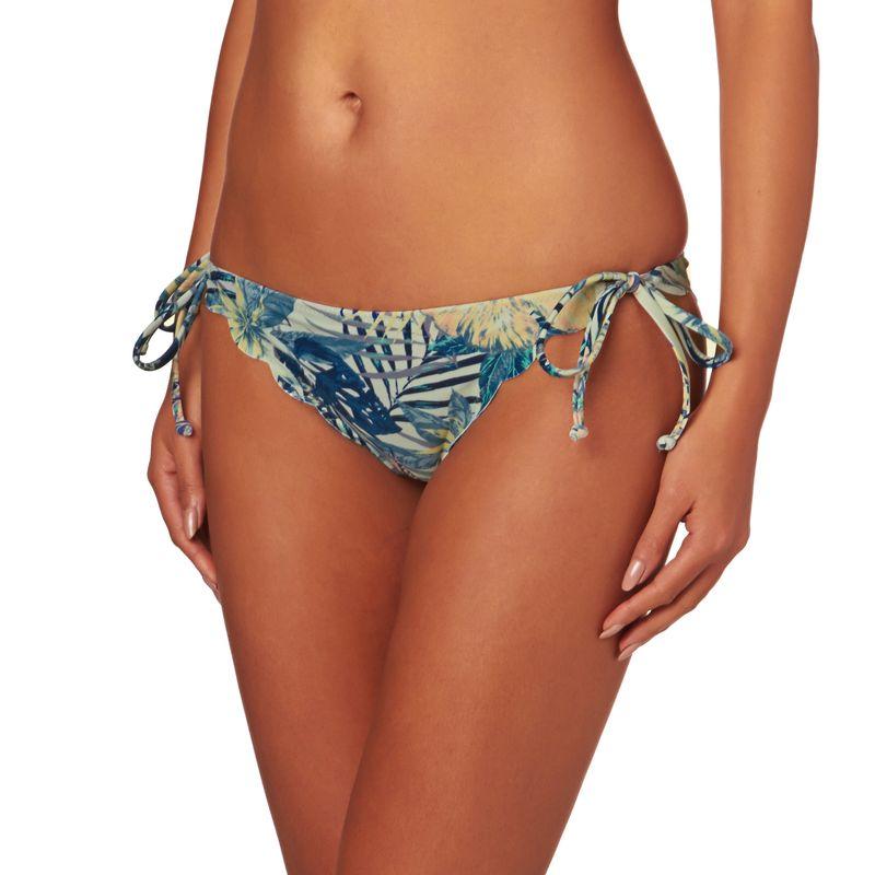 61f925641f2c5 Roxy Sea Lovers Mini Corolle Bikini Bottoms - Marshmallow Beyond Love