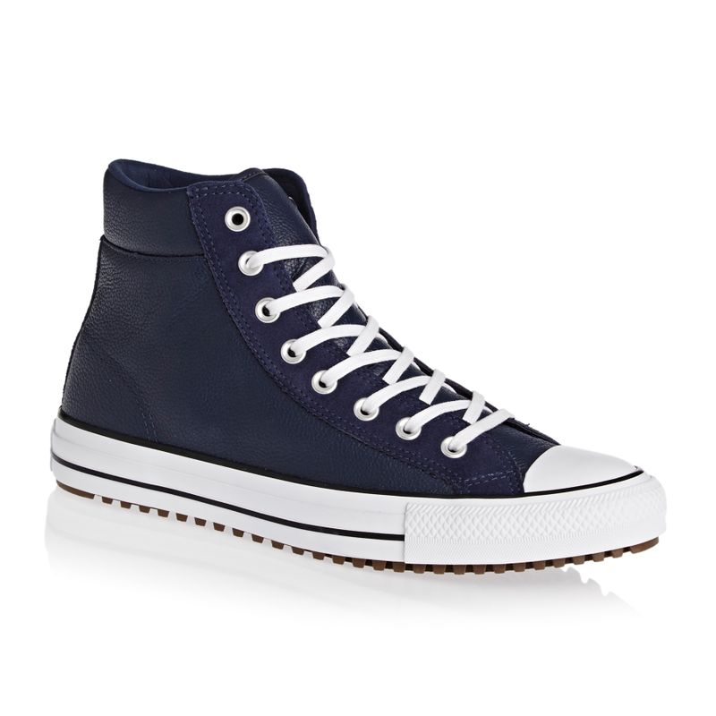Converse Chuck Taylor All Star Boot Pc Hi Shoes - Midnight Navy white aeaa611ff