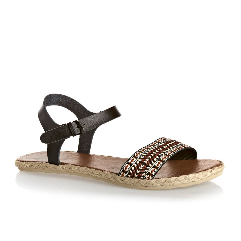9a844ec8a93ac Volcom Finley Sandals - Black Combo