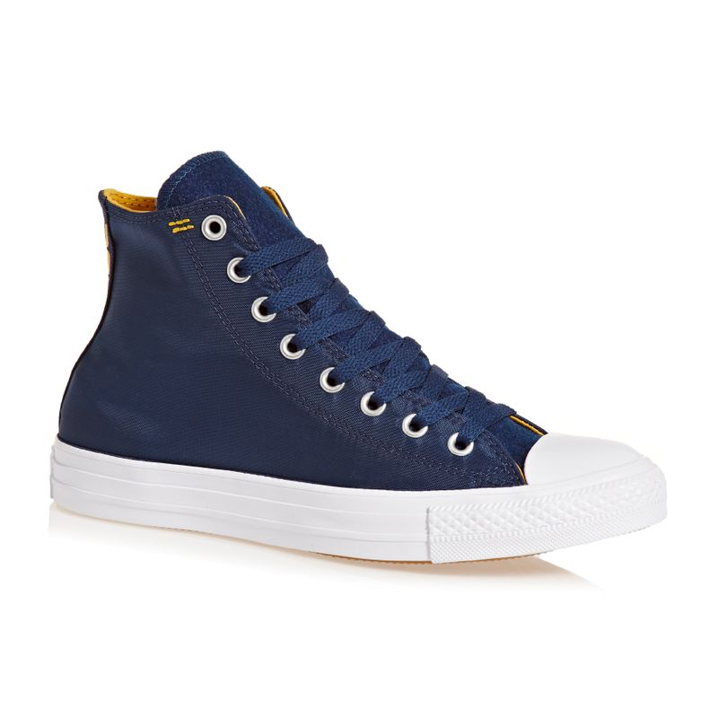 Navymineral Converse Chuck Shoes Hi Yellow Star All Unisex Taylor JTF1clK
