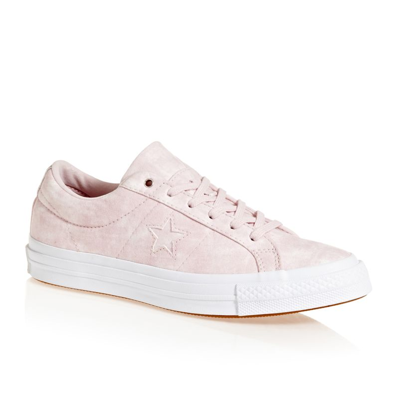 Converse One Star Ox Barely Shoes Barely Rosebarely Rose