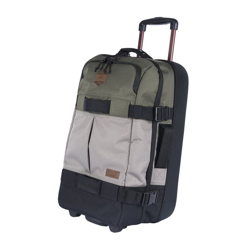 727a0b03c5 Rip Curl F-light 2.0 Cabin Stacka Luggage - Khaki