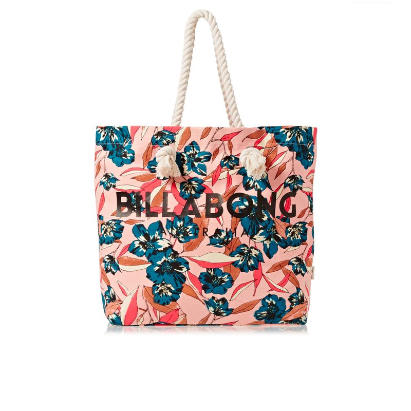 Billabong Essentials Beach Bag Faded Rose