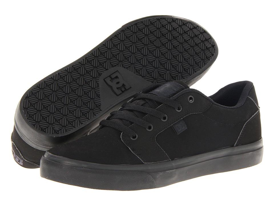 DC Anvil (black/black)