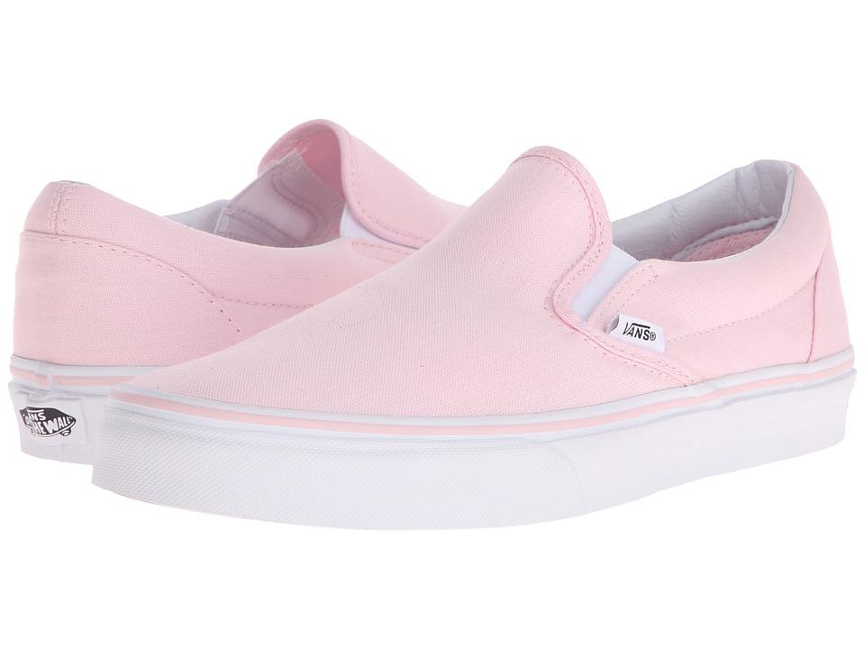 06c22354aca7a9 Vans Classic Slip-ontm (ballerina true White)