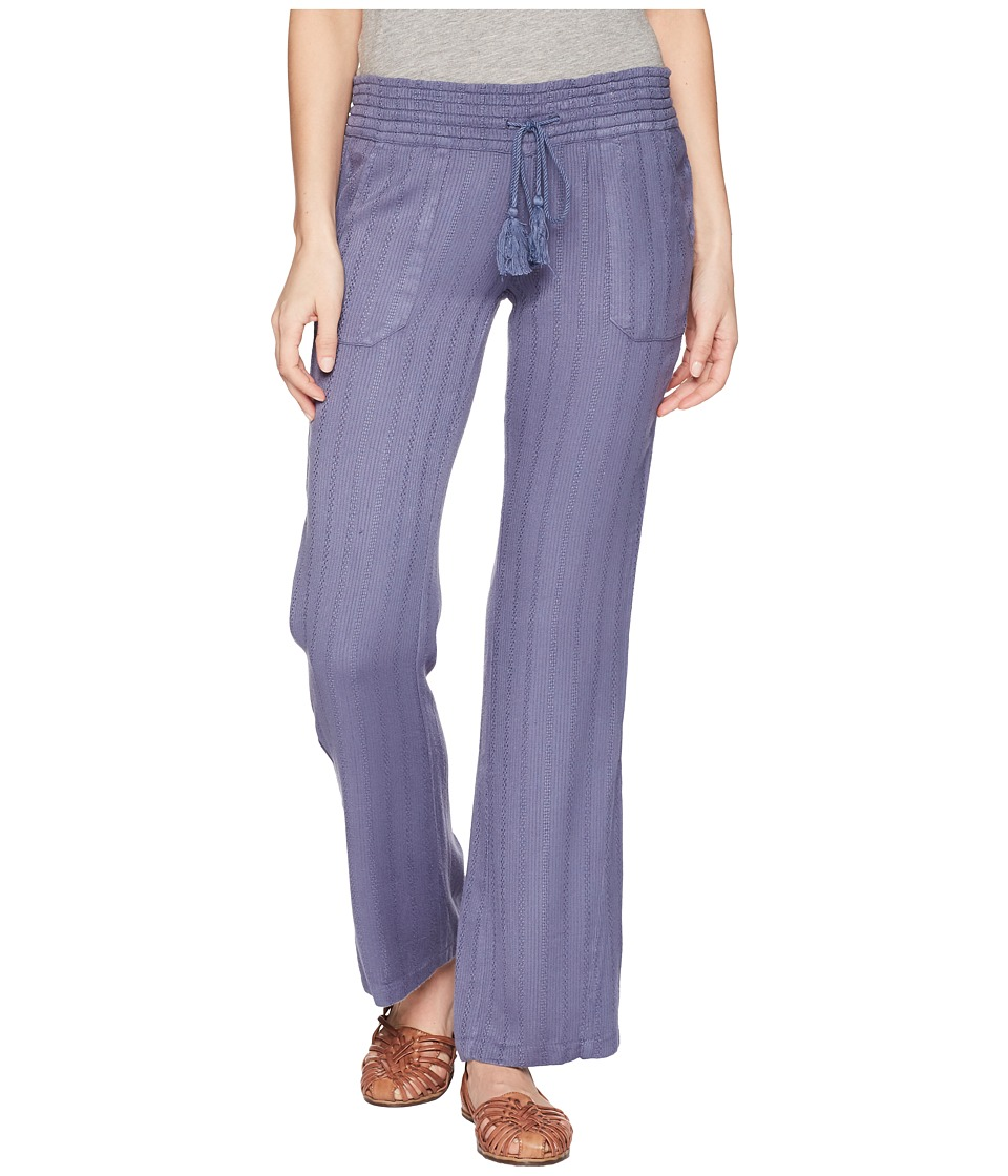 c88a643714 Roxy Oceanside Pant Dobby (crown Blue)