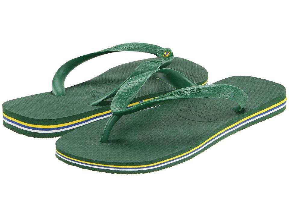 a2fe796373d3 Havaianas Brasil Flip Flops (amazonia)