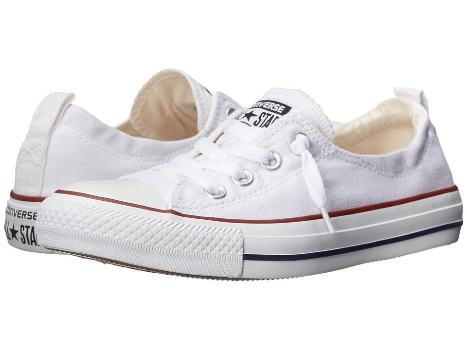 the latest 0c2a4 a3576 Converse Chuck Taylor All Star Shoreline Slip-on Ox (white)